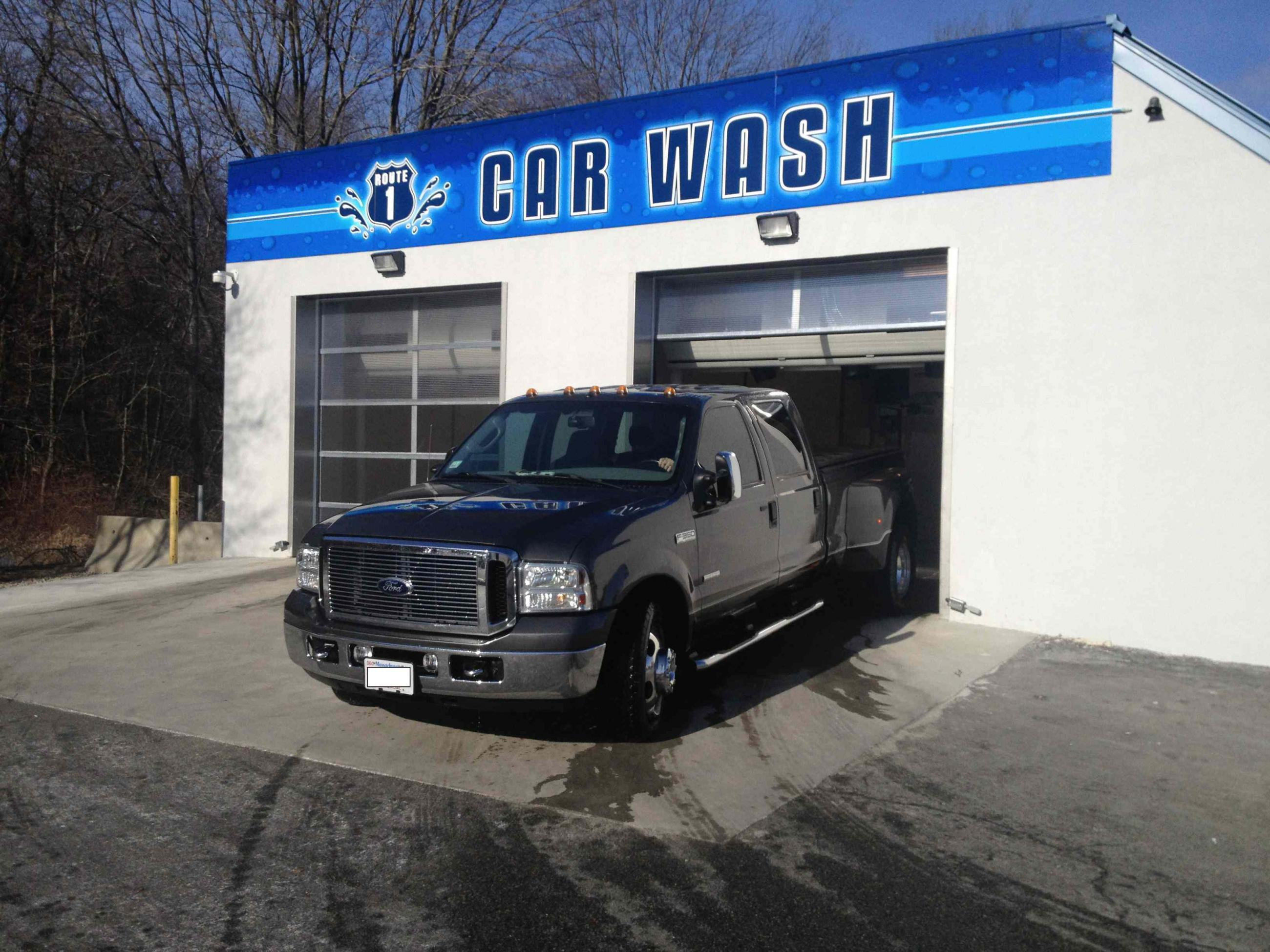 Automatic Car Wash Broadway